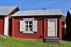 Gammelstad Church Town Royalty Free Stock Photos