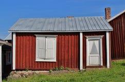Gammelstad kyrkastad Arkivbild