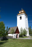 Gammelstad, Lulea, Sweden Stock Photography