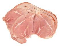 Gammon Ham Slices Stock Photography