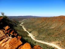 Gammon ranges, south australia Royalty Free Stock Image