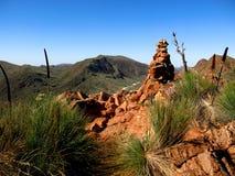 Gammon ranges, south australia Royalty Free Stock Photography