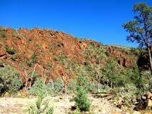 Gammon ranges, south australia Royalty Free Stock Images