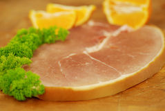 Gammon Slice Stock Photography