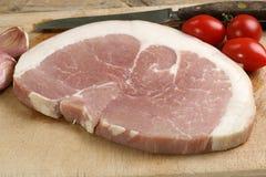 Gammon steak Royalty Free Stock Photos
