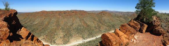 Gammon-Strecken, Süd-Australien Lizenzfreie Stockbilder