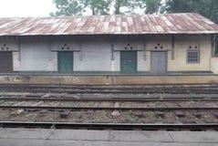 Gampola railway station - srikanka stock photos