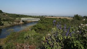 Gamtoos flod lager videofilmer