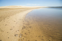 Gamtoos River Mouth Royalty Free Stock Photography