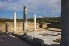Gamzigrad, Felix Romuliana,ancient Roman palace ruins. Zajecar,Serbia royalty free stock image