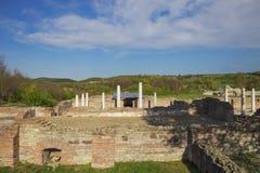 Gamzigrad, Felix Romuliana,ancient Roman palace ruins. Zajecar,Serbia royalty free stock photography