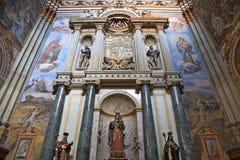 Ganada spain Kloster av den San Jerà ³nimoen de Granada Royaltyfri Foto