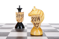 Ganador 2014 Fotografía de archivo