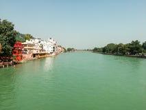 Ganaga河 库存图片