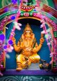 Ganapathy (印地安神) 免版税库存图片