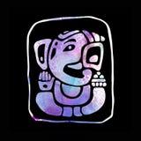 Ganapati. Hindu God Ganesha Royalty Free Stock Photography