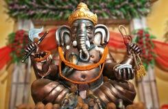 Ganapati Idol Royalty Free Stock Photography