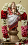 Ganapati indien d'un dieu Image stock