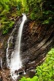 Hook waterfall. Ganasian waterfall Hooke Royalty Free Stock Images