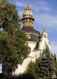 Ganavsky pawilon Praga cesky krumlov republiki czech miasta średniowieczny stary widok Fotografia Royalty Free