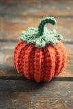 Ganchillo de Halloween para el adornamiento casero Imagenes de archivo