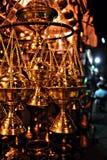 Gancho de cobre do incenso Foto de Stock
