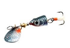 Gancho de leva de pescados imagen de archivo libre de regalías
