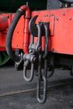 Gancho de leva del tren Imagen de archivo libre de regalías