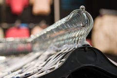 Ganchos de roupa Imagens de Stock Royalty Free