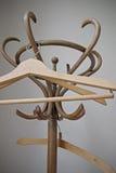 Ganchos retros de madeira Imagem de Stock
