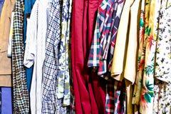 Gancio di cappotto multiplo Immagini Stock Libere da Diritti