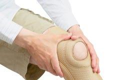 Gancio di ginocchio del neoprene. Immagine Stock Libera da Diritti