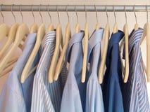 Gancio di vestiti Fotografia Stock Libera da Diritti