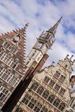 Gand, Belgique Photos stock