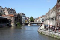 Gand, Belgique Photo libre de droits