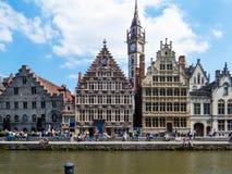 Gand, Belgique image libre de droits