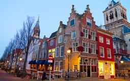 Gand, Fiandre, Belgio, dalla torretta del campanile Fotografia Stock
