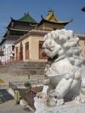 Gandan Khiid Monastery Stock Image