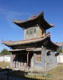 Gandan Khiid Monastery in Ulaanbaatar Stock Photos
