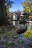 Ganden. Real jardin de aranjuez spain Royalty Free Stock Photo