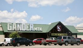 Gander Mountain, Jackson TN Royalty Free Stock Images