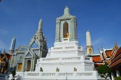 Gandhara Buddha Viharn and Ho Phra Khanthararat Royalty Free Stock Photo
