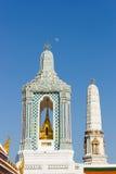 Gandhara Buddha Viharn Royalty Free Stock Photo