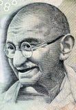 gandhi 免版税库存图片