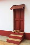 Gandhi Aashram, Ahmedabad, Indien Stockfotografie