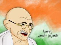 Gandhi Jayanti background Royalty Free Stock Image