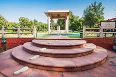 Gandhi Smriti. NEW DELHI, INDIA - SEPTEMBER 18: Gandhi Smriti, former Birla House on September 18, 2013, New Delhi, India. Gandhi Smriti is a one of the most Royalty Free Stock Photography