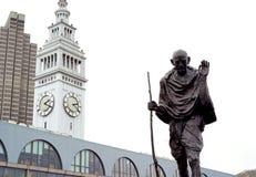 Gandhibrons bij de veerboothaven van San Francisco Royalty-vrije Stock Foto's