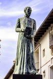 Gandia, Valencia, Spanje Royalty-vrije Stock Foto