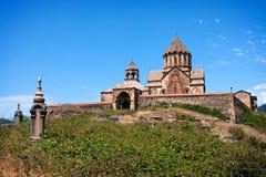 Gandzasar修道院复合体 免版税图库摄影
